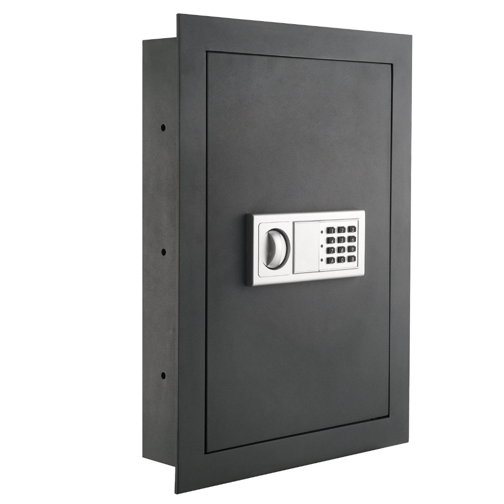 Best Small Wall Safes for the Home Reviews – Top Picks