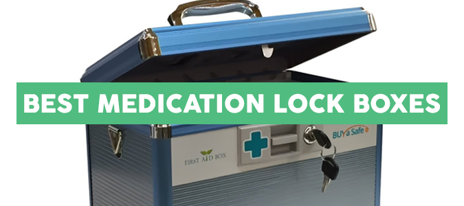 Top 5 Best Medication Lock Boxes in 2017