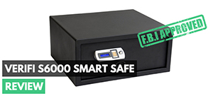 Verifi S6000 Smart Safe Review – Best Biometric Safe 2017?