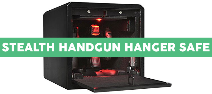 Stealth Handgun Hanger Safe Review — The Best Handgun Safe in 2017?