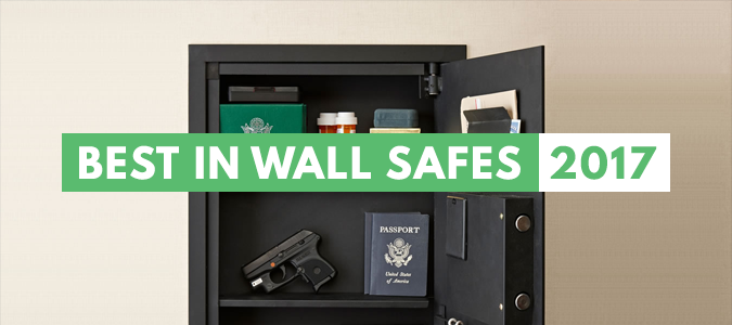 Best In-Wall Safe for Home & Guns 2017 – Top Picks & Reviews